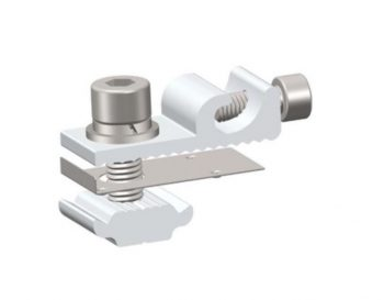 Aluminium Earthing Kit + Lug